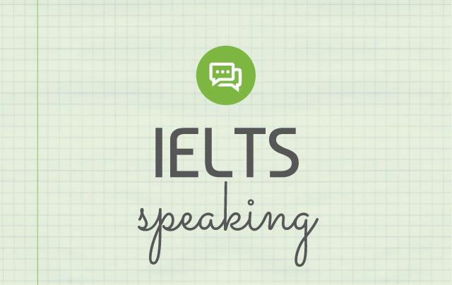 Tự học Ielts Speaking