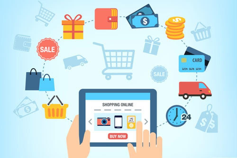 Xây dựng hệ thống kinh doanh online