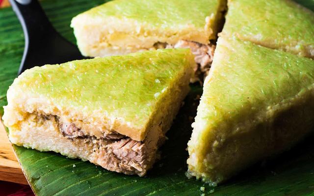 Ý nghĩa bánh chưng trong ngày Tết cổ truyền Việt Nam