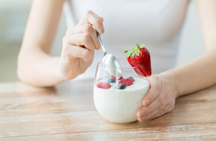 ăn sữa chua có tác dụng gì