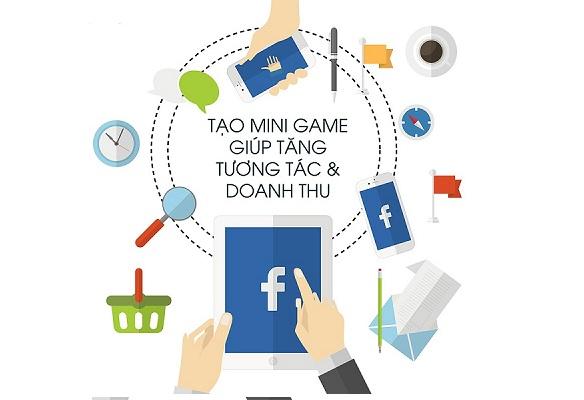 Nên tổ chức mini game trong buổi livestream facebook