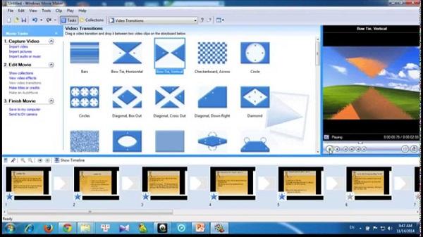 Sử dụng video, hình ảnh vào bài viết