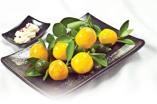 Nguyên liệu chính làm nên mứt tắc thơm ngon bổ dưỡng