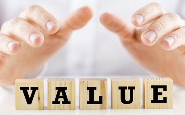 Giá trị của công ty xác định giá trị cổ phiếu