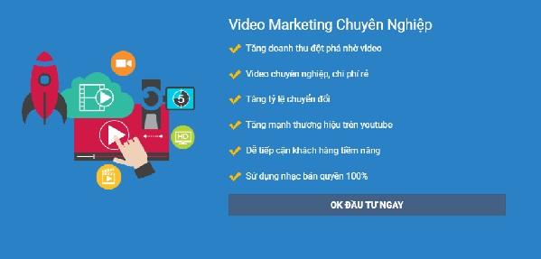 Tạo dựng các video trực tuyến