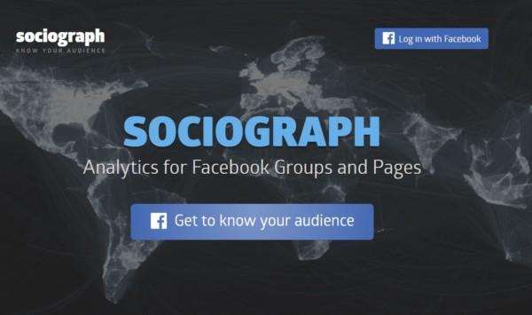 Nghiên cứu Fanpage của đối thủ bằng phần mềm SocioGraph.io