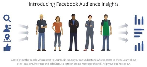 Sử dụng công cụ Audience Insight