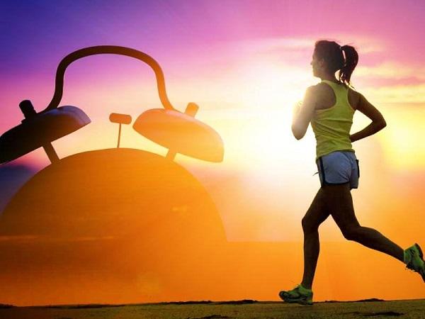 Dành thời gian tập thể dục mỗi ngày