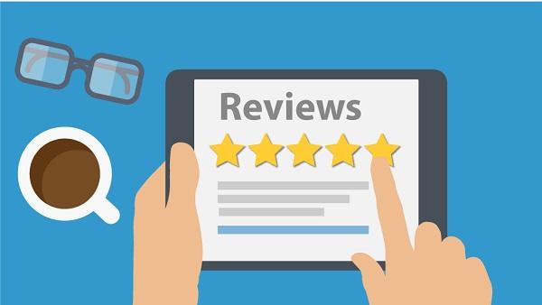 Nên cung cấp những review tốt của khách hàng thực tế đã mua sản phẩm của bạn up lên facebook