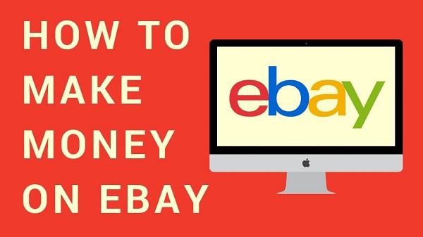 Kiếm tiền cực đơn giản khi ra nhập thị trường eBay