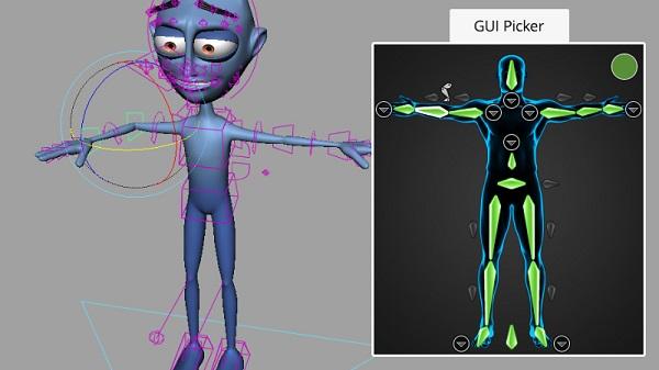 8 bước đơn giản làm phim hoạt hình 3D