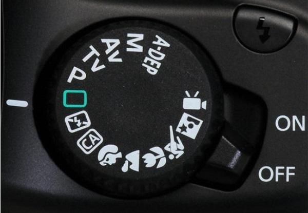 các chế độ chụp ảnh trên máy kỹ thuật số