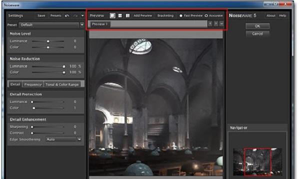 Khử Noise với phần mềm Photoshop