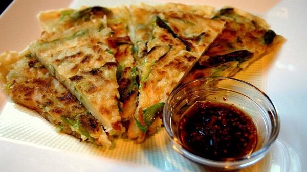 Món bánh xèo Hàn Quốc, món ăn mang đậm phong cách của xứ sở kim chi