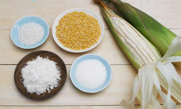 3 bước đơn giản thực hiện nấu chè bắp nếp ngay tại nhà