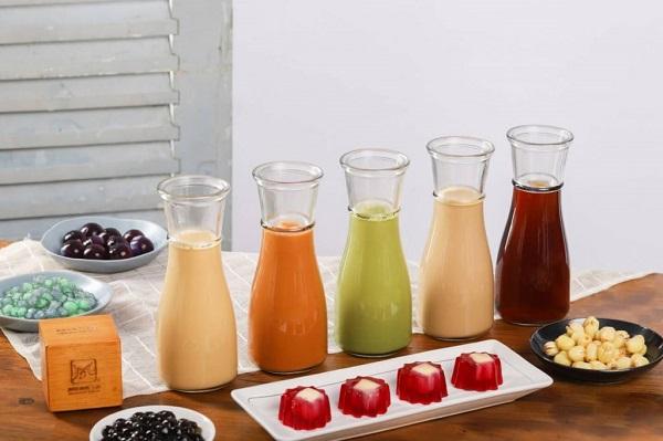 Trà sữa bột béo - Thức uống thơm ngon bổ dưỡng từ thiên nhiên