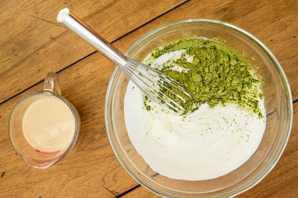3 bước cực đơn giản tiến hành làm trà sữa bằng bột béo