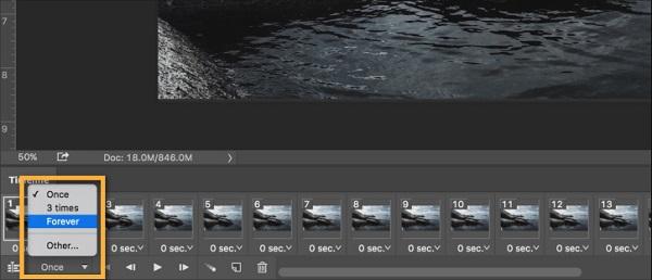 Cách tạo ảnh động trong Photoshop