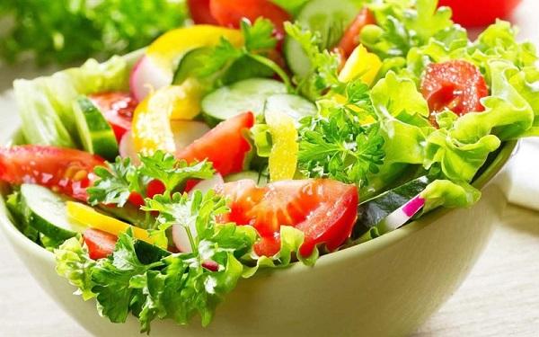 Cách làm salad rau trộn ngon khó cưỡng chỉ với 3 bước đơn giản
