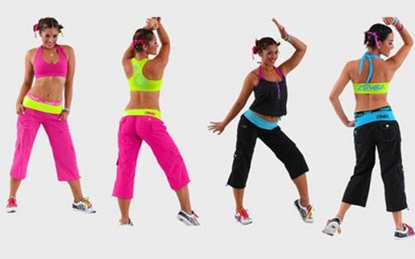 Tác dụng bất ngờ của việc học nhảy Zumba bạn cần biết