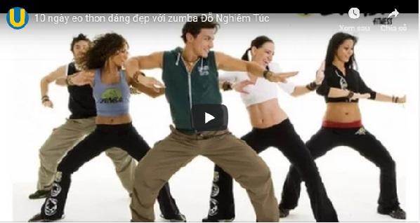 Tham gia học nhảy Zumba bằng cách nào?