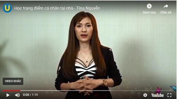 Chân dung giảng viên Tina Nguyễn