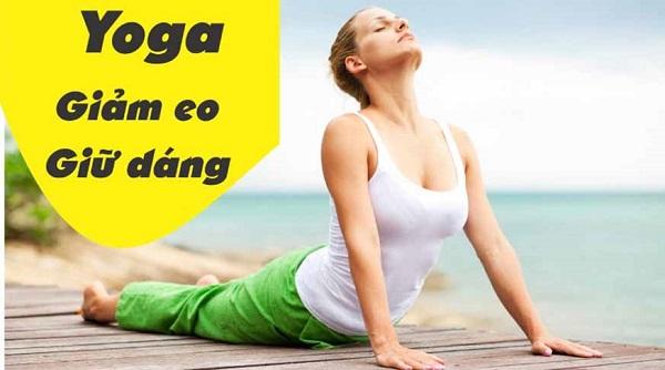 Eo thon dáng đẹp nhờ học yoga giảm cân online