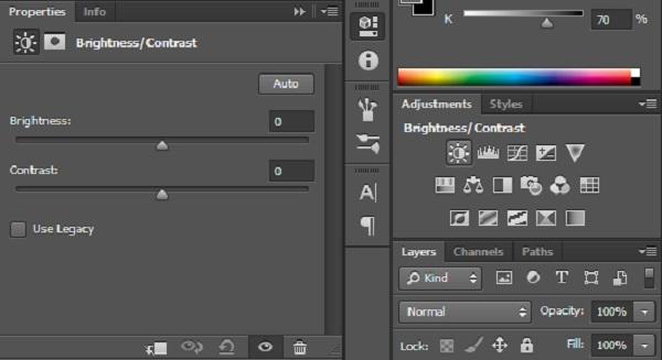 Cách tạo hiệu ứng ảnh sáng trong Photoshop