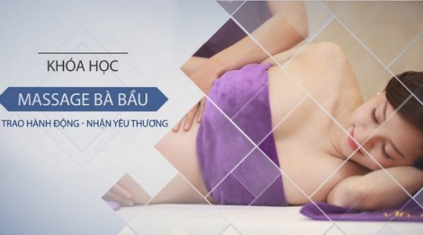 """Khóa học massage Thái online: """"Massage dành cho mẹ bầu"""""""