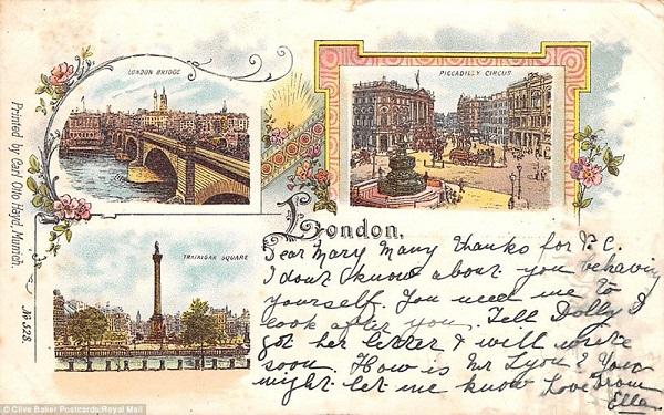 Tìm hiểu về kích thước của Postcard