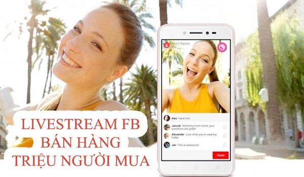 Livestream chia sẻ kinh nghiệm làm đẹp giúp tăng doanh số bán mỹ phẩm online hiệu quả