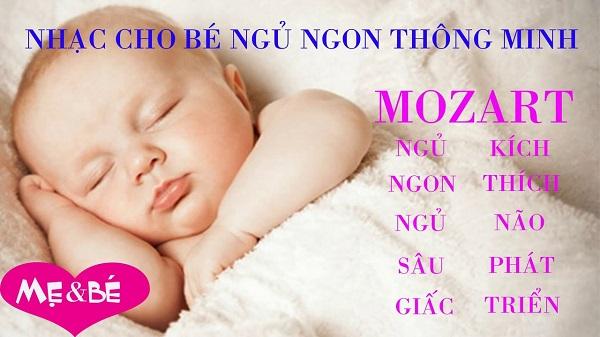 Các nhà nghiên cứu về âm nhạc chỉ ra rằng, việc cho bé nghe nhạc Mozart khi đi ngủ cũng có thể thay thế mẹ hát ru, giúp bé nhanh chìm vào giấc ngủ và tạo giấc ngủ được sâu hơn. Tại sao nhạc Mozart láicó tác dụng tuyệt vời như vậy? cùng Unica tìm kiếm câu trả lời qua bài viết dưới đây.