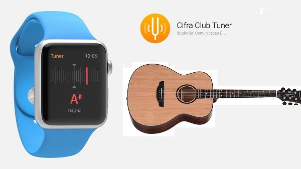 Phần mềm Guitar tuner