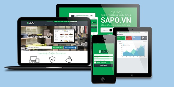 Phần mềm quản lý bán hàng Sapo POS