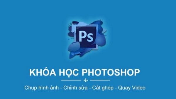 khóa học hướng dẫn Photoshop