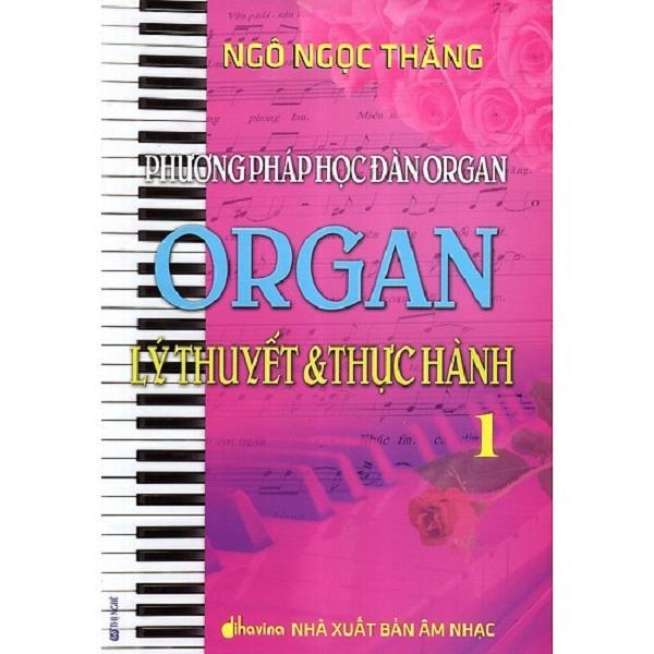 sách dạy đàn Organ