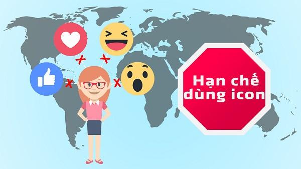 Cách sử dụng facebook icon trên thế giới