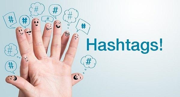 Sử dụng quá nhiều hashtag trong bài viết