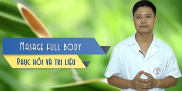 Bác sĩ Lê Hải là người trực tiếp giảng dạy khóa học