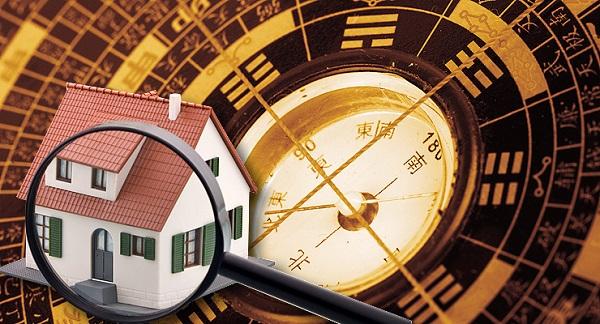 Vận dụng phong thủy trong kinh doanh bất động sản