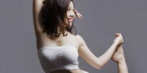Giảm eo giữ dàng với Yoga