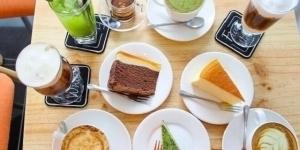Bánh ngọt và pha chế