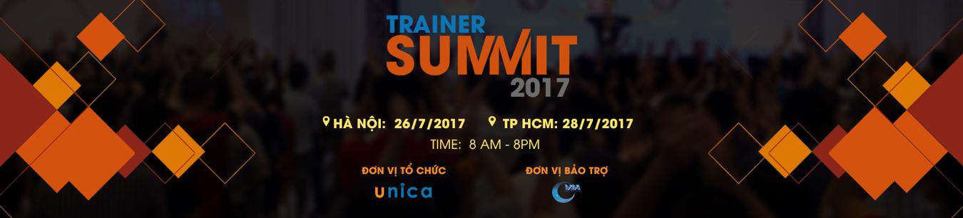 Sự kiện Trainner Summit