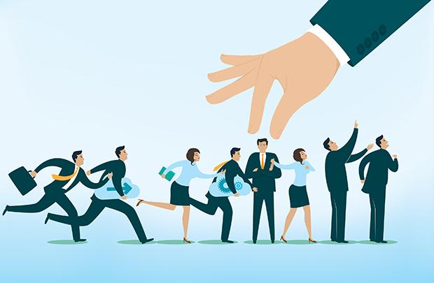Bí quyết tuyển người trong kinh doanh theo mạng