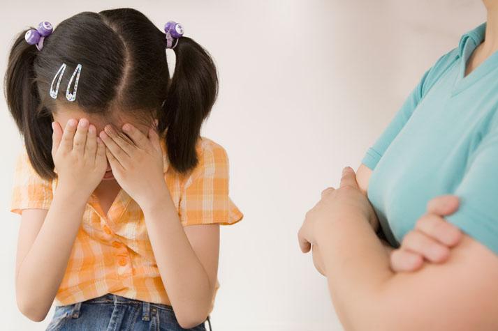 bố mẹ không tin tưởng con cái