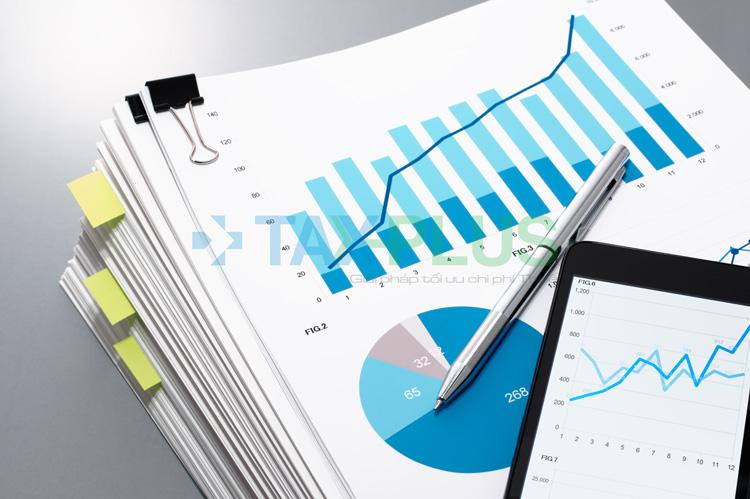 Các bước lập báo cáo tài chính