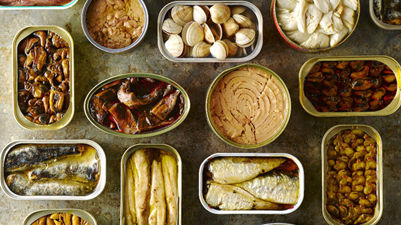 Các phương pháp bảo quản thực phẩm