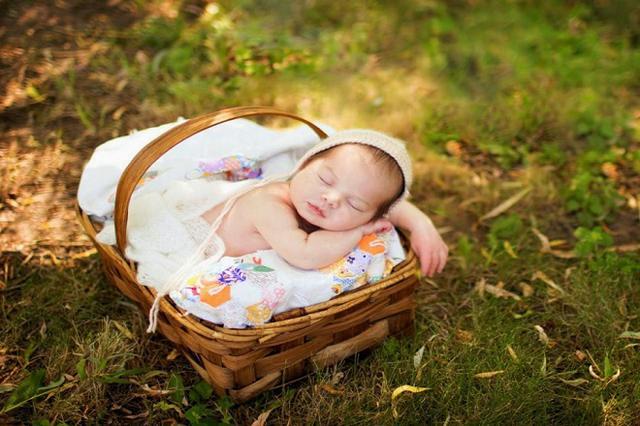 cách chữa giật mình ở trẻ sơ sinh