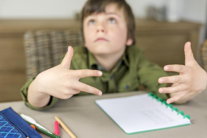cách dạy bé lớp 1 tính nhẩm nhanh