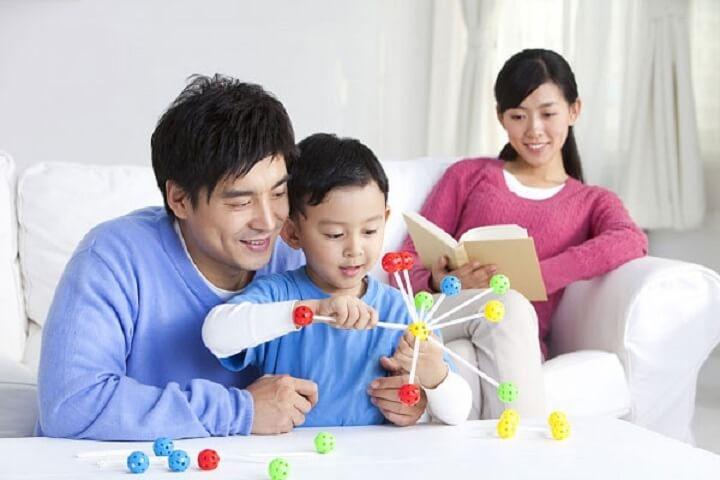 cách dạy con nghe lời